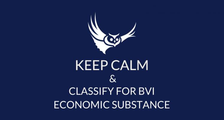 Newhaven BVI Economic Substance Classification Tool Now Available!